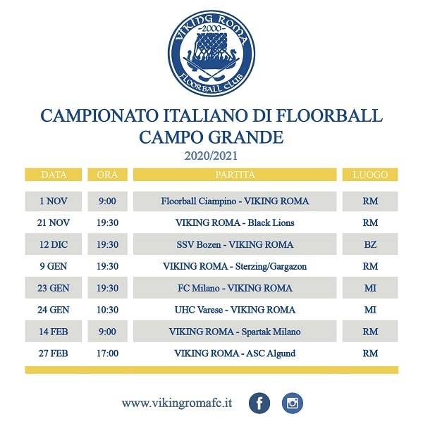 Campionato di Floorball Serie A
