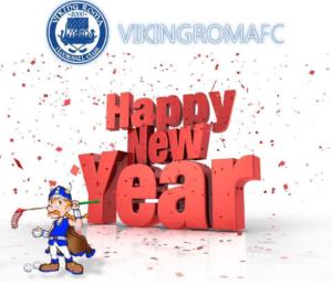 buon anno viking roma