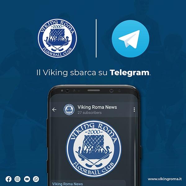 Canale Telegram Floorball